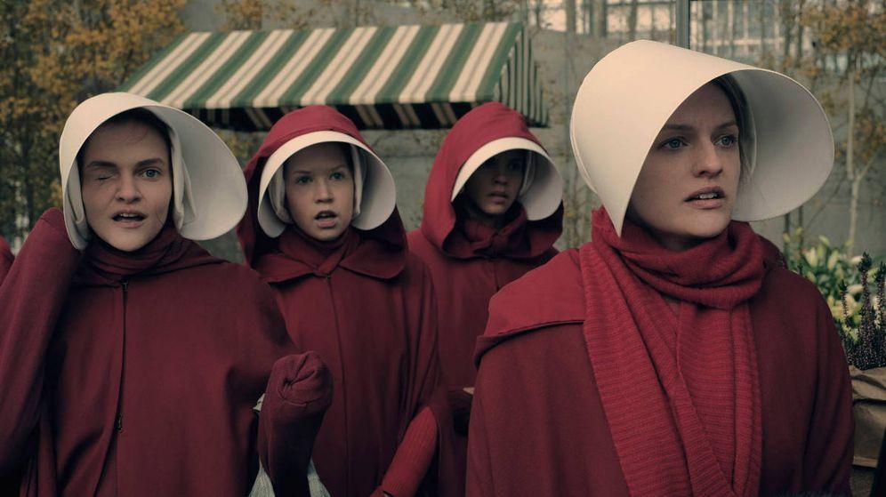 Foto: Fotograma de 'El cuento de la criada' (HBO)