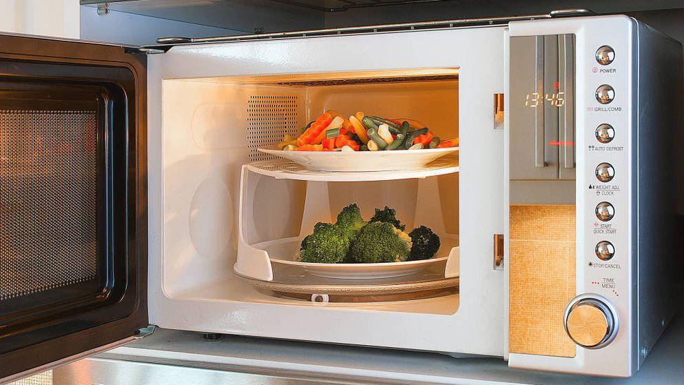 ¿Es menos nutritiva la comida si la metes en el microondas?