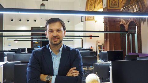 El hombre de los 130 millones: el nuevo jefe de la 'startup' española que seduce a EEUU