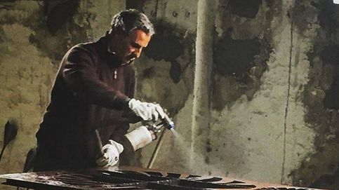 Fernando Oriol: de la historia empresarial española a escultor de metales