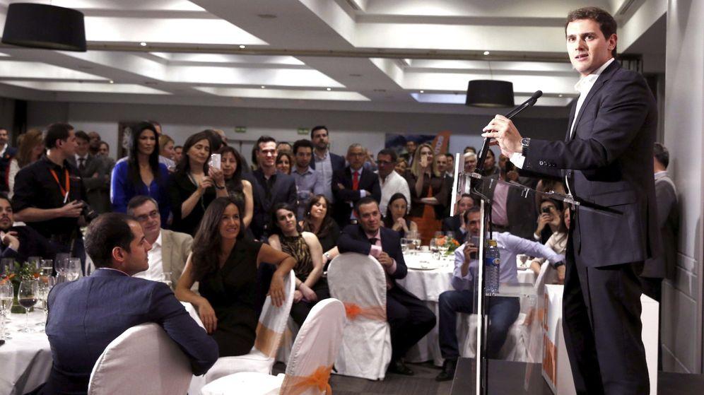 Foto: El presidente de Ciudadanos, Albert Rivera (Efe)