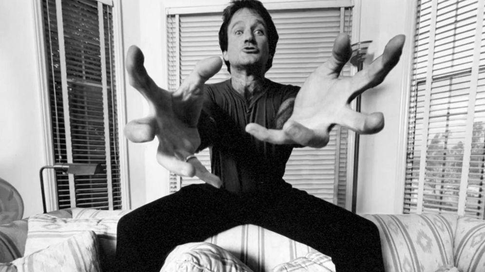 Foto: Una imagen del documental 'En la mente de Robin Williams'. (HBO)