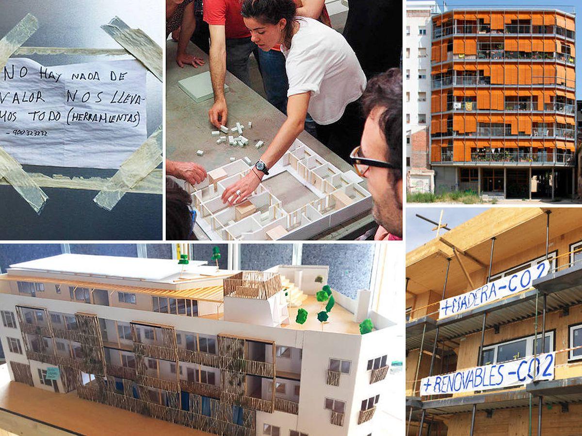 Foto: Algunas de las iniciativas que ya están en Madrid y Barcelona. (Montaje: EC)