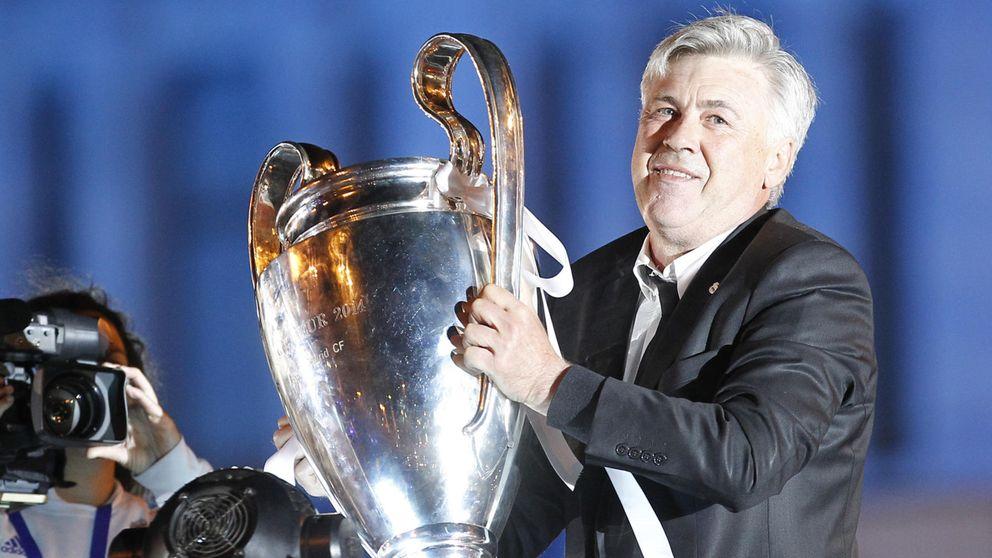 Ramos y CR7, dispuestos a 'matar' por Ancelotti: Ni tocarlo, presi