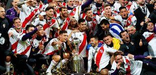 Post de Garrafón en el Bernabéu o por qué lo mejor del River-Boca fue el himno argentino