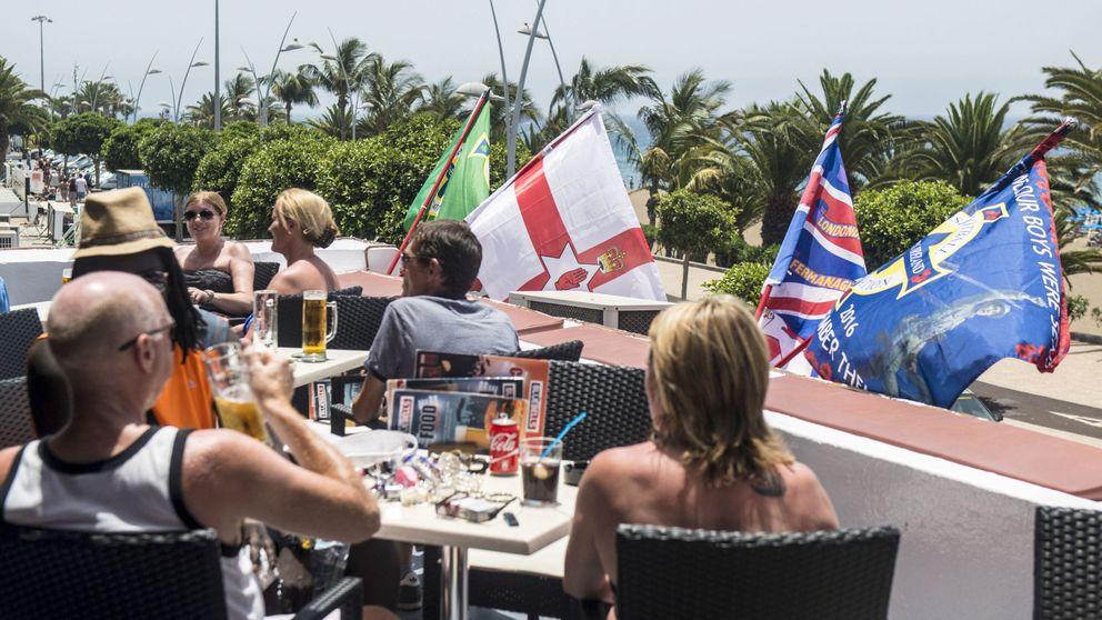 Los británicos en Canarias, preocupados por el referéndum