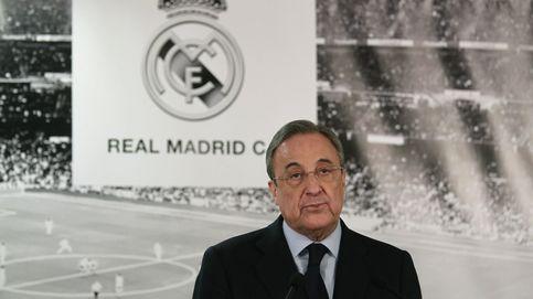 Florentino Pérez enchufa por sorpresa en el Madrid a un hijo de Lorenzo Sanz