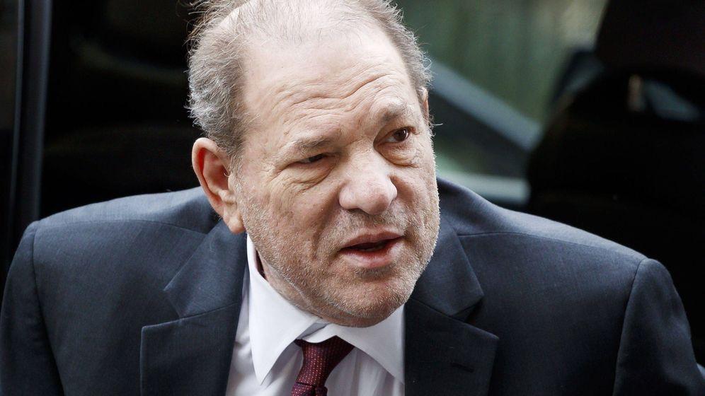Foto: Harvey Weinstein. (EFE)