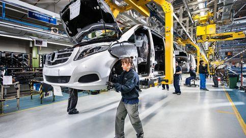 El sector del automóvil logró un superávit de 18.385 millones de euros en 2016