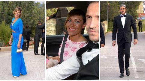 Primeras imágenes de la boda de Fonsi Nieto y Marta Castro