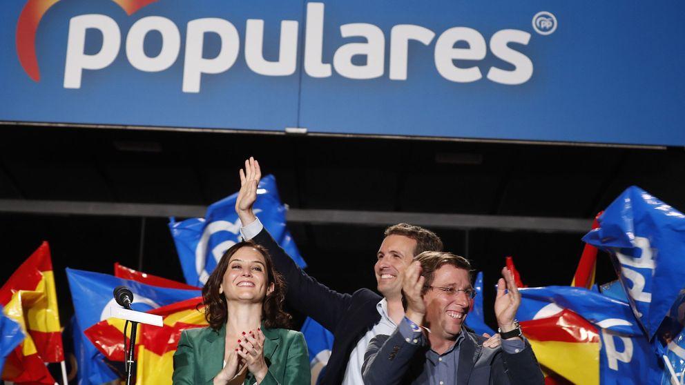 Directo | Ayuso no descarta que Vox entre en Madrid