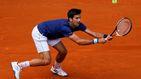Djokovic se salva por lo pelos de caer en el Masters Madrid ante Almagro