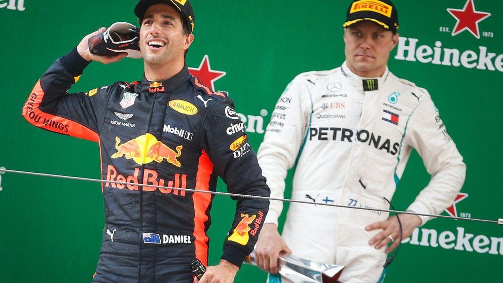 Daniel Ricciardo, o la amenaza que se cierne otra vez sobre Sebastian Vettel
