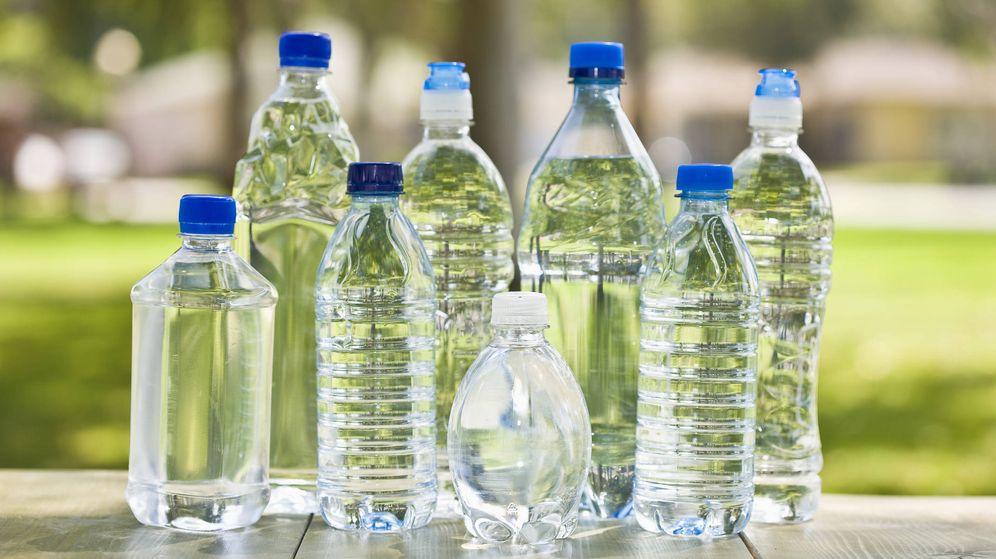 Foto: Botellas de plástico. (iStock)