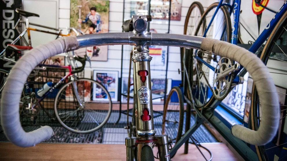 La caída de las bicicletas Otero, la tienda de barrio que ganó la Vuelta a España