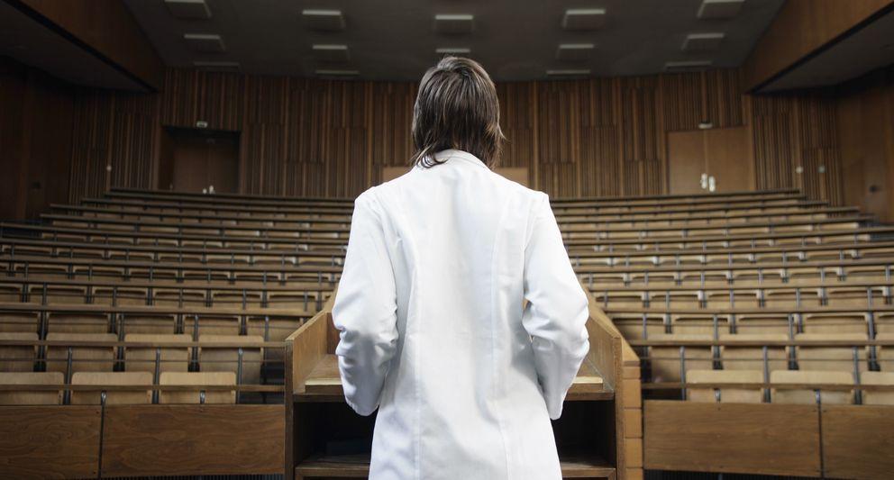 Foto: ¿Tienen los profesores la culpa de que el sistema educativo funcione mal? (Corbis)