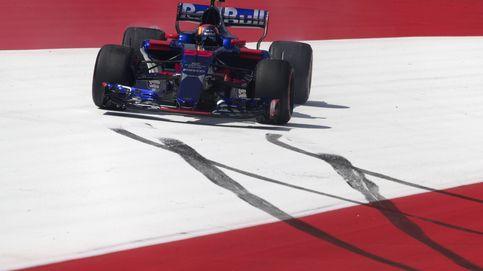 Sainz se la devuelve a Red Bull en la pista: Q3, sartenazo a Kvyat... y a por todas