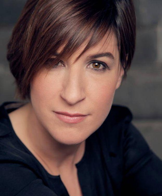 Foto: Virginia Yagüe, creadora de 'La Señora', serie de Diagonal TV para TVE