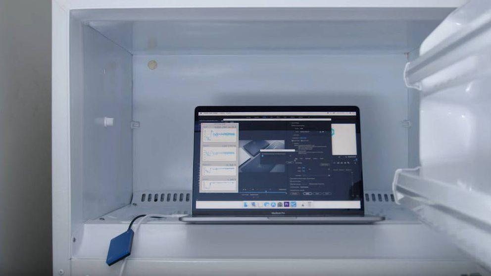 El nuevo MacBook Pro es de lo más potente de 2018 pero sólo si lo metes en el congelador