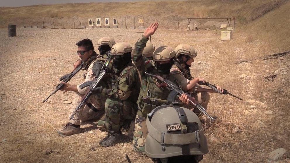 Los mercenarios vuelven a Irak
