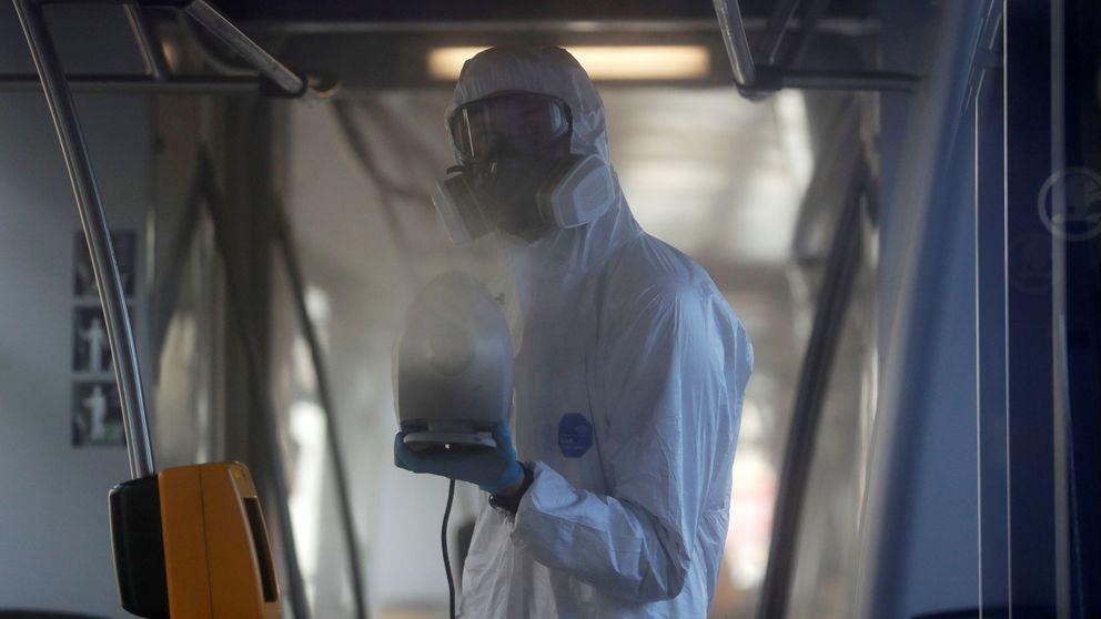 La huella del coronavirus en el mundo: 4.600 muertes en más de cien países