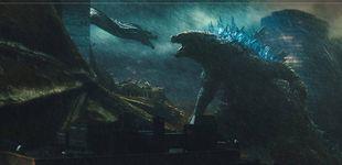 Post de 'Godzilla, rey de los monstruos': 'kaijus' en un 'pressing catch' extenuante
