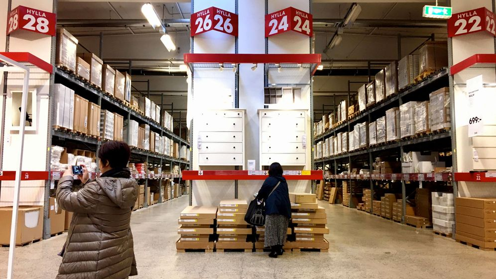Foto: Un establecimiento de Ikea en Estocolmo. (Reuters)