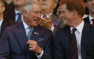 Una obra reaviva los rumores sobre la paternidad del príncipe Harry