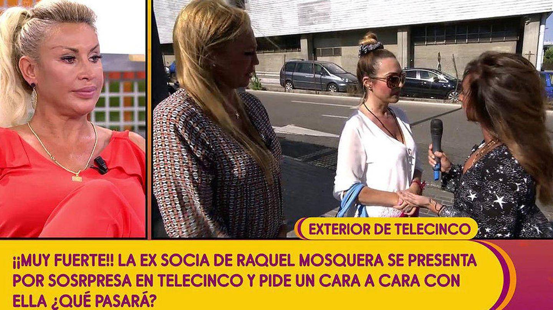 Raquel Mosquera. (Telecinco)