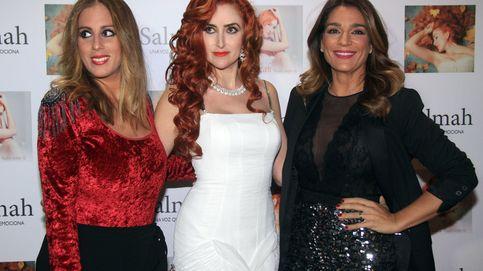 Anabel Pantoja y Raquel Bollo de fiesta con Alberto Isla en Sevilla