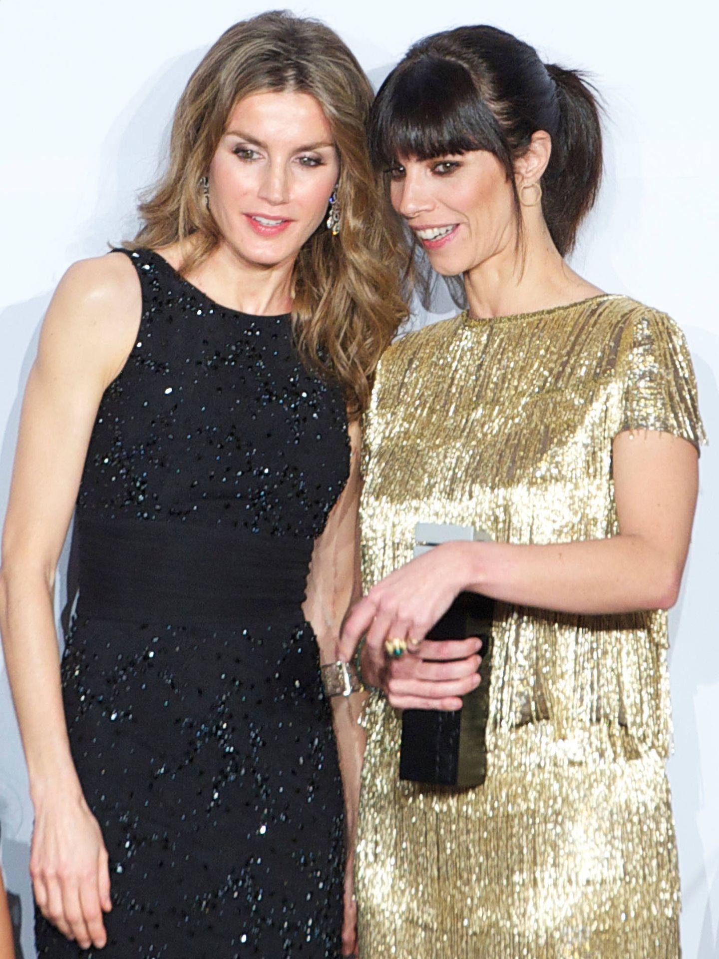 Letizia y Maribel en 2012. (Limited Pictures)