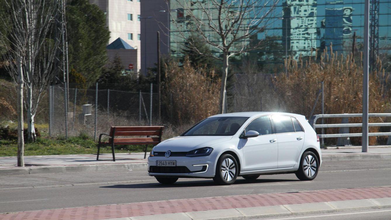 Volkswagen e-Golf, adelantado a su tiempo