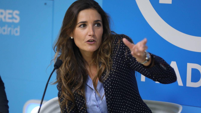 Raquel Sanz, viuda de torero y casadista de primera hora que representa al nuevo PP