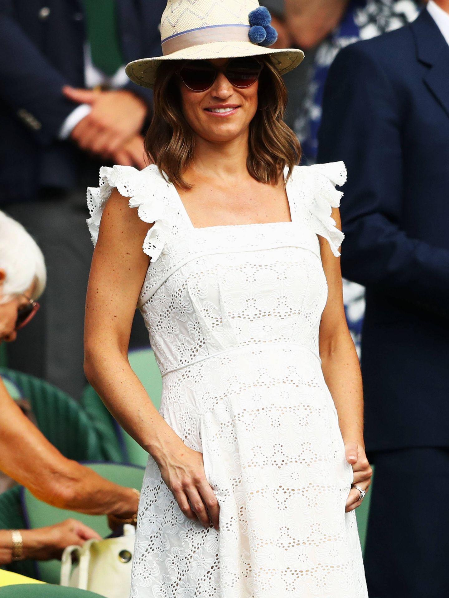 Pippa Middleton. (Getty)
