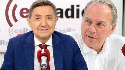 Federico Jiménez Losantos y Bertín Osborne,  el cara a cara más esperado