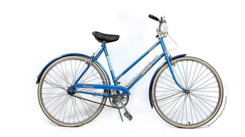 La bicicleta de Lady Di. (Burston & Hewett)