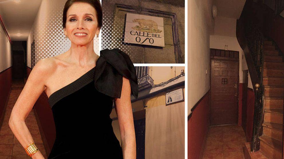 Los orígenes humildes de Ana Belén, Goya de Honor 2017