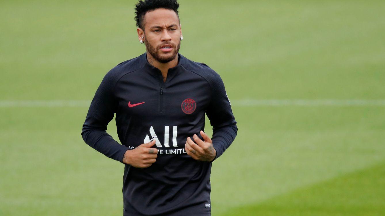 La tensión y la calma con Neymar del Barcelona y el Real Madrid