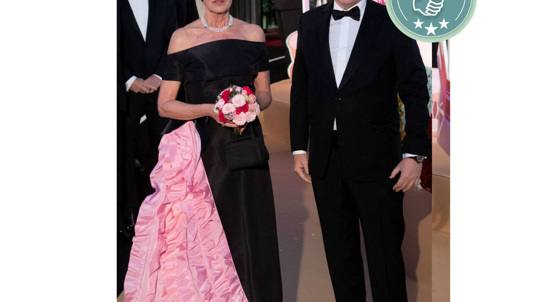 Carolina de Mónaco y Alberto de Mónaco (Getty)