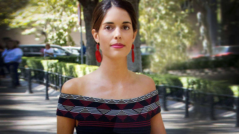 Sin palabras, así nos hemos quedado al ver el último look de invitada de Sofía Palazuelo