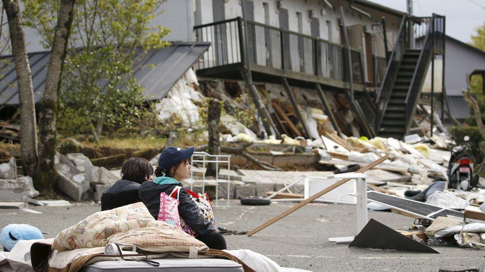 Terremotos en Japón y un museo para Chaplin: el día en fotos