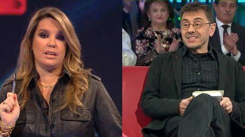 Carmen Porter aniquila a Monedero por su doble rasero en la 'mani' de Madrid