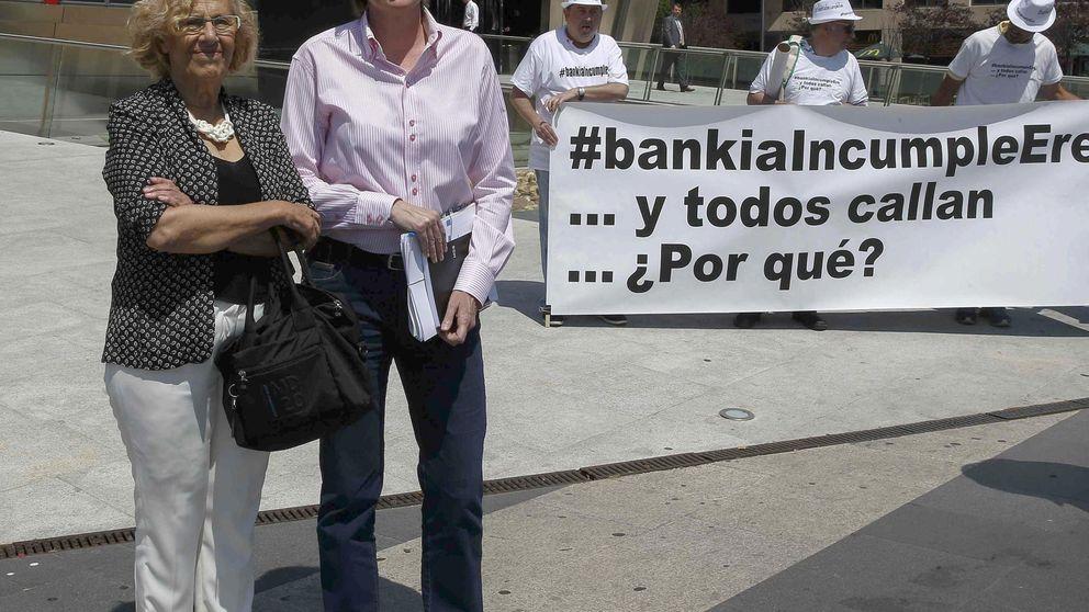 Carmena amenaza a los fondos de inversión que compraron vivienda social