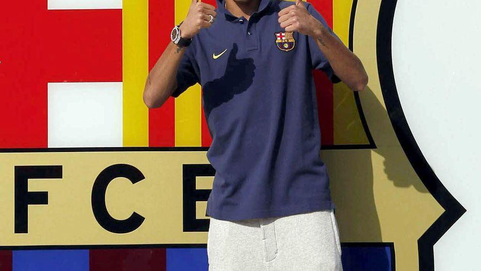 Si en el Barça se festeja que el padre de Neymar diga que no se irá al Madrid..