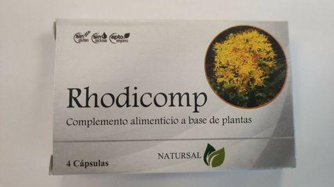 La AEMPS retira 'RHODICOMP cápsulas' por contener 'Viagra' pese a no ser medicamento