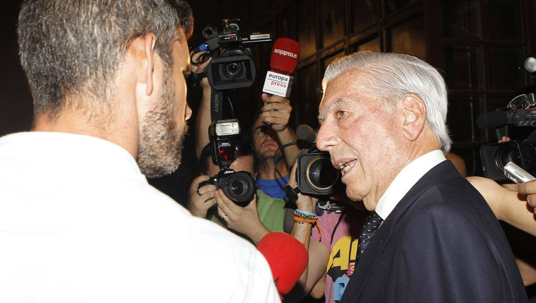 Foto: Mario Vargas Llosa en una imagen de archivo