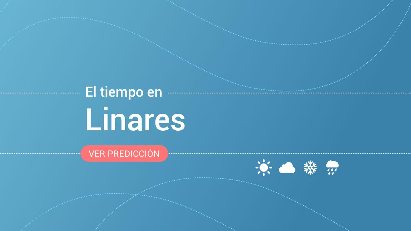 Foto: El tiempo en Linares. (EC)