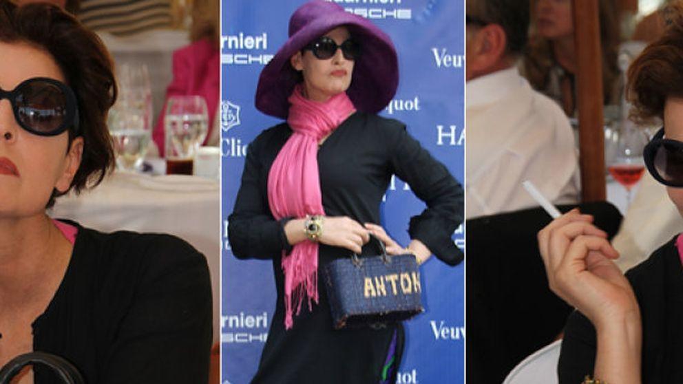 """Antonia Dell'Atte: """"Ahora me iría a tomar un café con Ana Obregón"""""""
