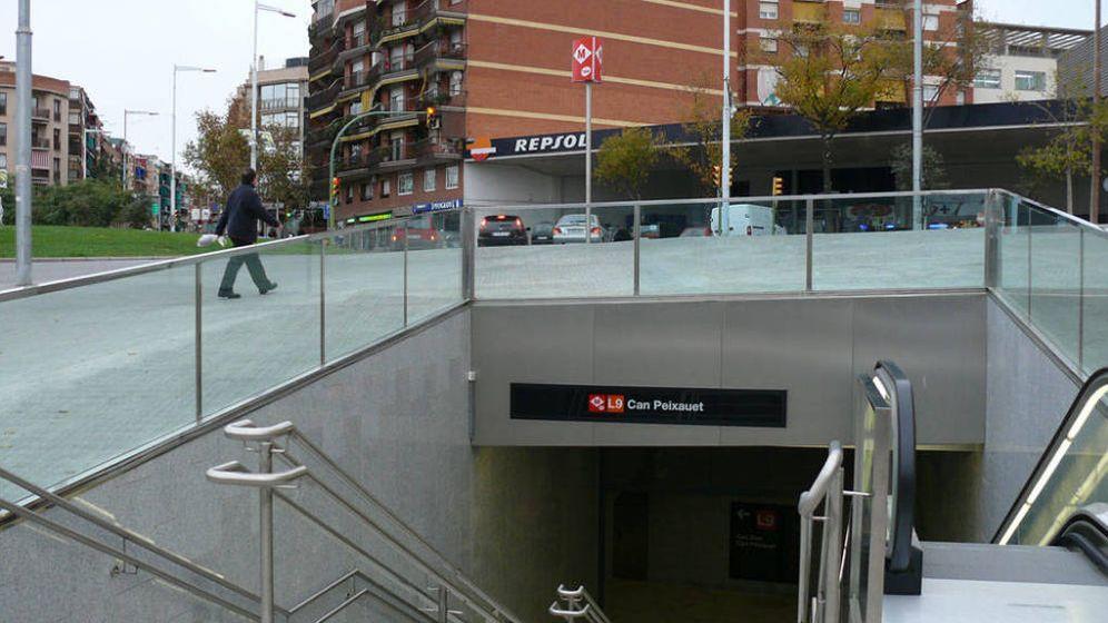Foto: Estación en la que tuvo lugar el suceso. (Trescat)