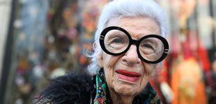 Post de Iris Apfel ficha a sus 97 años por la agencia de Gigi Hadid